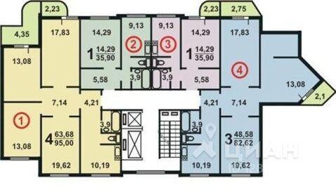 Продажа квартиры, м. Владыкино, Большая Марфинская улица - Фото 1