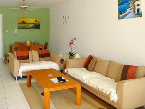 Отличный трехкомнатный Апартамент с большой верандой в районе Пафоса - Фото 4