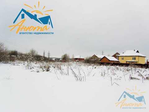 Участок в Белоусово Калужской области в самом городе - Фото 4