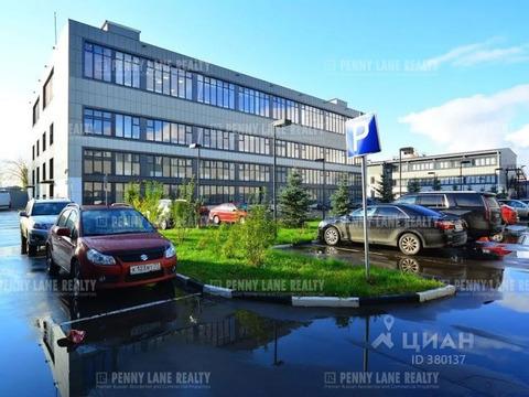Офис в Москва ул. Плеханова, 15а (6433.6 м) - Фото 2