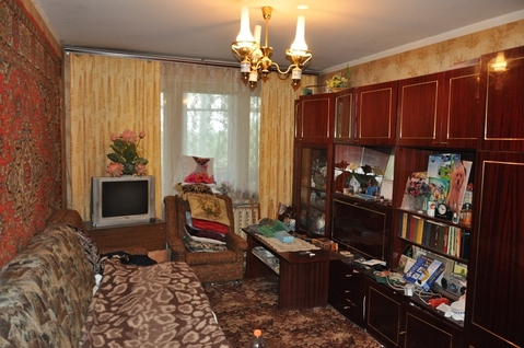 1-шка 34 кв.м. 4/5 пан.дома, Киржач, Прибрежный д.9 - Фото 1