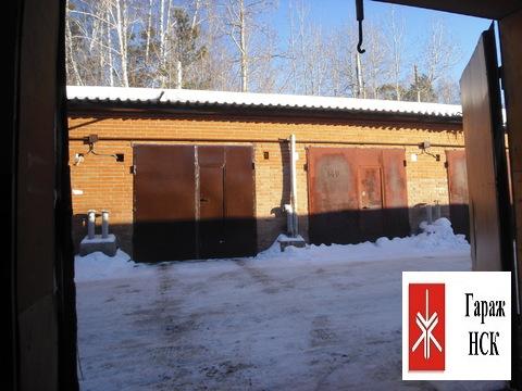 Продам капитальный гараж ГСК Гидроимпульс № 107. В/З Академгородка - Фото 3