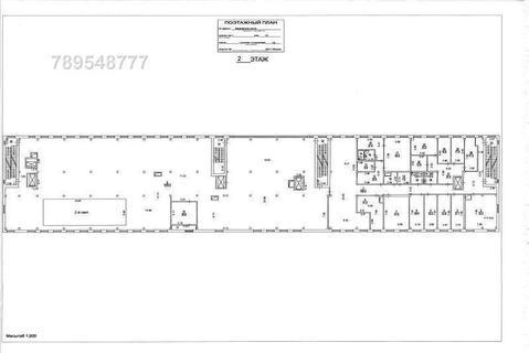 Продажа современного офисно-складского здания поэтажно (по 2300 кв - Фото 2