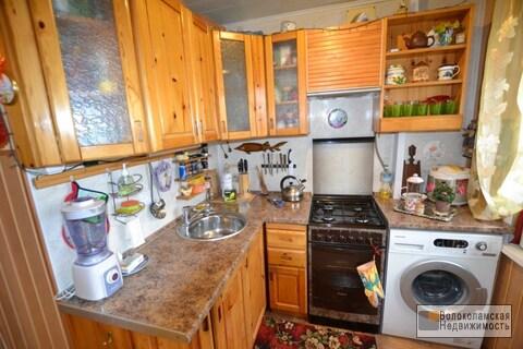Четырехкомнатная квартира в г.Волоколамске, по адресу: ул.Свободы д.13 - Фото 5