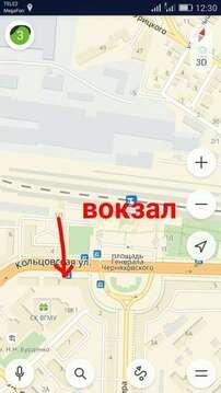 Аренда торгового помещения, Воронеж, Ул. Кольцовская