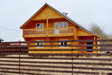 На участке 25 соток продается теплый зимний дом. Деревня! Прописка! - Фото 3