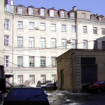 Комплекс из трех зданий в центре Санкт-Петербурга - Фото 3
