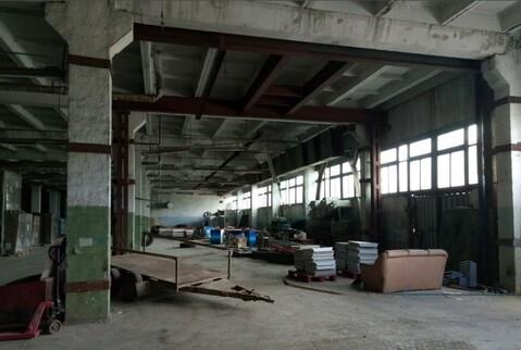Предлагаем в аренду производственное помещение, Аренда производственных помещений в Туле, ID объекта - 900306858 - Фото 1