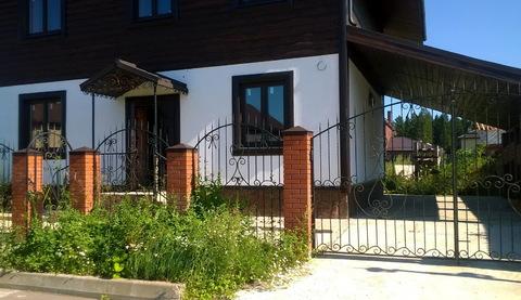 Кирпичный коттедж под отделку в поселке Русская Усадьба - Фото 2