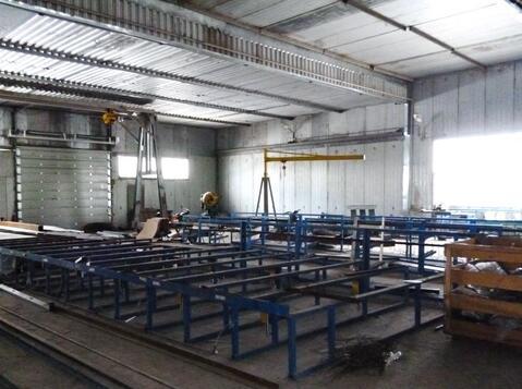 Производственно-складская база 4139 кв.м. - Фото 3