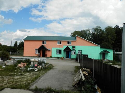 Малахово деревня дом 750 кв.м участок 64 соток Заокский район Тульская - Фото 1