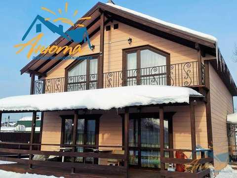 Продается готовый дом в Белоусово Жуковского района - Фото 1