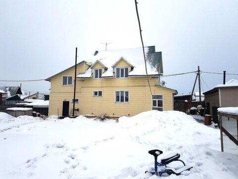 Продажа дома, Дзержинск, Иркутский район, Ивановская - Фото 1