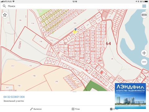Участок в Усть-Курдюме, ул. Мусы Джалиля - Фото 2
