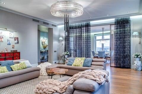 Роскошная дизайнерская квартира в «резиденции на суворовском» - Фото 3
