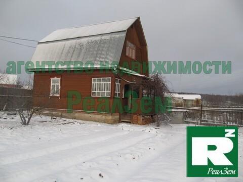 Двухэтажная дача 60 квадратных метров в СНТ Газовик. - Фото 3