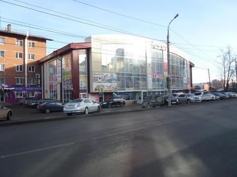 Аренда торгового помещения, Иркутск, Касьянова 20/1 - Фото 1