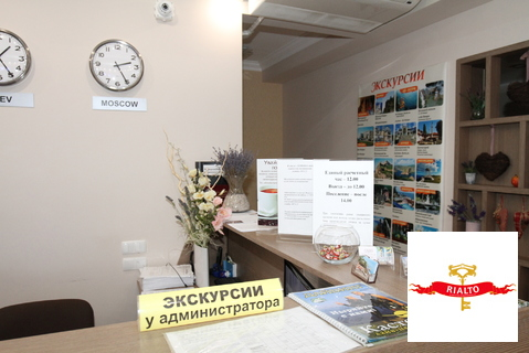 Продаётся действующая гостиница в Алуште на набережной в Проф.уголке - Фото 3