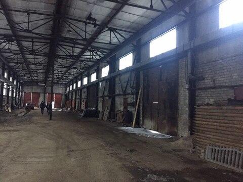 Производственно складское помещение 1400 кв.м. Земельный участок 70 . - Фото 5