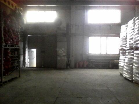 Производственное помещение 338 кв.м на охраняемой территории - Фото 5