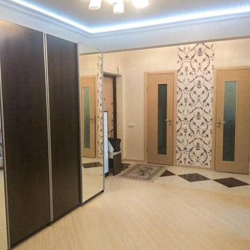 Сдается 3-х комнатная квартира в новом доме 90 кв.м. ул. Курчатова 80. - Фото 1