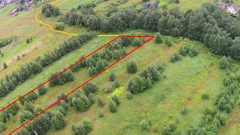 Земельный участок 21,58 сот. в д. Гаврино Шаховского района для лпх - Фото 5