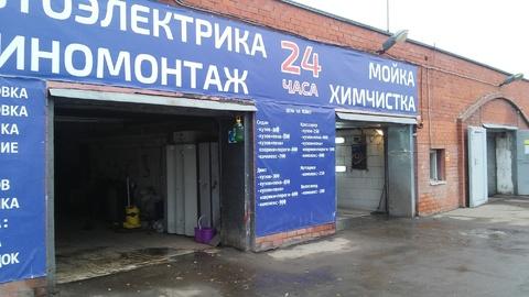 Теплый бокс 20 кв.м в ГСК Воронежский 21