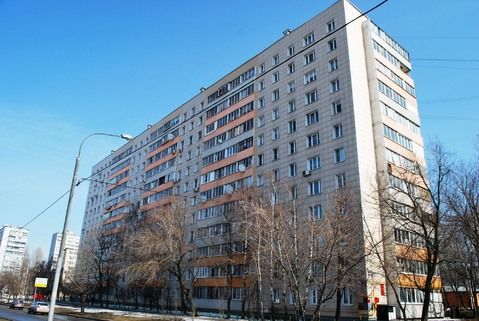 Трехкомнатная квартира на Востряковском проезде - Фото 1