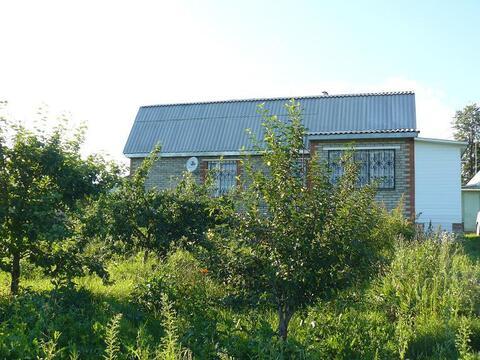 Машково село дом 60 кв.м участок 18 соток Ясногорский р-н Тульская обл - Фото 1