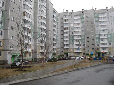 Продажа квартиры, Красноярск, Ул. 40 лет Победы - Фото 1