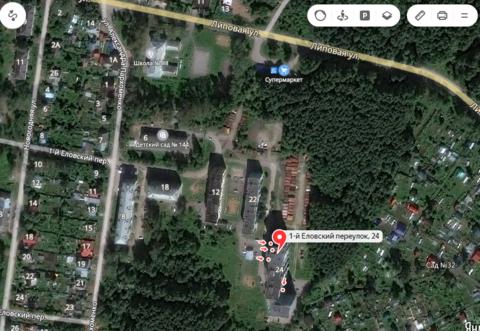 В мкр. Чапаевский , большая 2-х комн.квартира - Фото 4