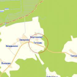 Продам земельный участок 15 соток (ЛПХ), д.Титково - Фото 1