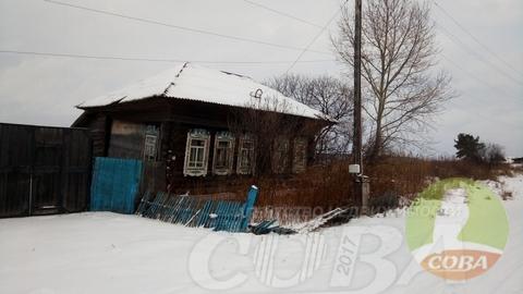Продажа участка, Ивановка, Слободо-Туринский район - Фото 1