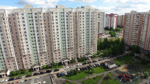 Москва, Мичуринский проспект, дом 21к1 - Фото 3
