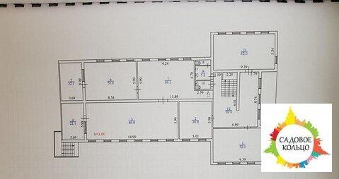Осз, Под офис, 3-х эт. + цоколь, раб. сост. /под отделку, выс. потолка - Фото 5