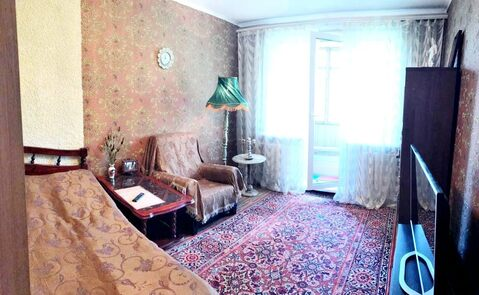 Прекрасная двухкомнатная квартира у метро Спортивная - Фото 2