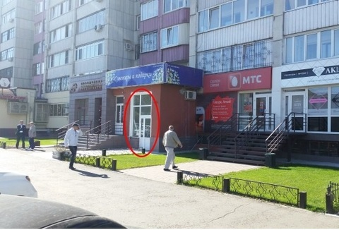 Сдаю торговое помещение на красной линии в центре - Фото 3