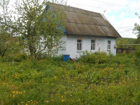 Тульская область Ленинский район д. Курлутовка продается дом - Фото 1