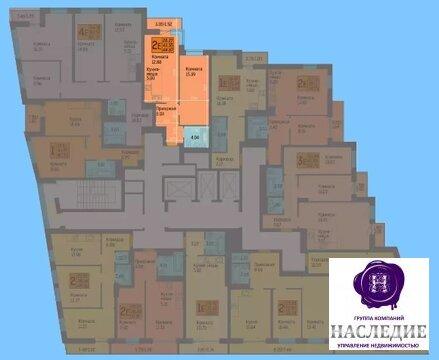 Квартира 45м2 в новом доме по супер цене! (ЖК Краски) - Фото 4