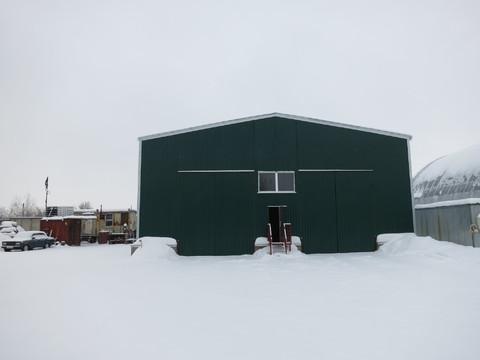Сдам склад, гараж, ангар неотапливаемый Михайловское ш.(заправкатнк) - Фото 2