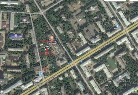 Земельные участки, ул. Вали Котика, д.1 - Фото 1