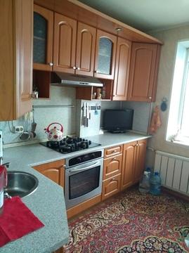 3-х комнатная квартира в пгт. Михнево, ул. Тепличная, Ступинский р-н - Фото 1