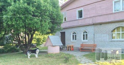 """Д. Мыза, СНТ """"Подснежник"""" 6 сот, дом 180 кв.м, баня - Фото 2"""