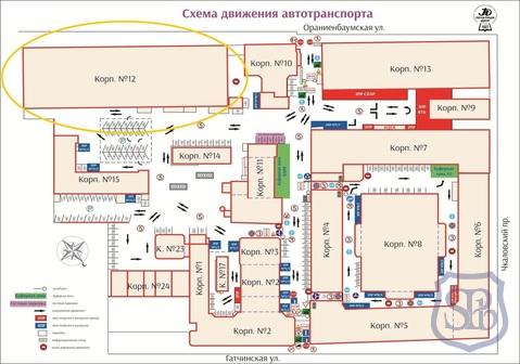Сдается в аренду склад г.Санкт-Петербург, ул. Ораниенбаумская - Фото 3