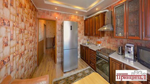 Однокомнатная квартира с мебелью и техникой на чтз - Фото 2