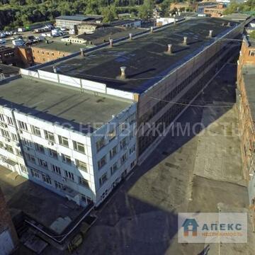 Аренда помещения пл. 1068 м2 под склад, м. Каширская в складском . - Фото 3