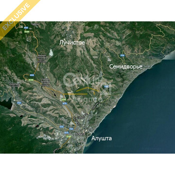 Земельные участки на Южном берегу Крыма с видом на море и горы - Фото 2