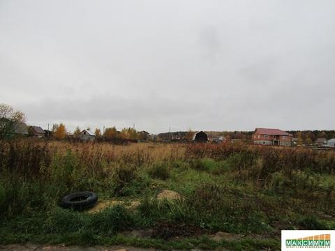 14 соток д. Рылеево Раменского района - Фото 2