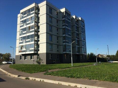 Квартира без отделки в ЖК Ромашково - Фото 1