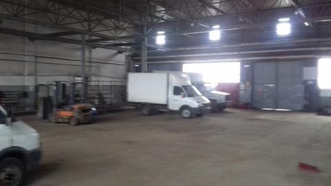 Аренда 1200 кв производство грузовой сервис - Фото 2